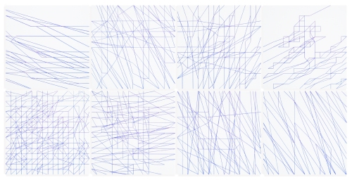 ICB Untitled Drawings Composite